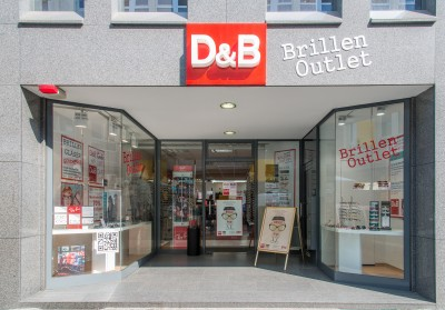 D&B Brillen Outlet